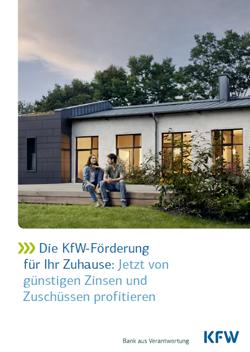 KfW-Förderung 2018